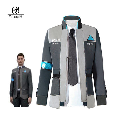 New Game Detroit Become Human Cosplay Costumes