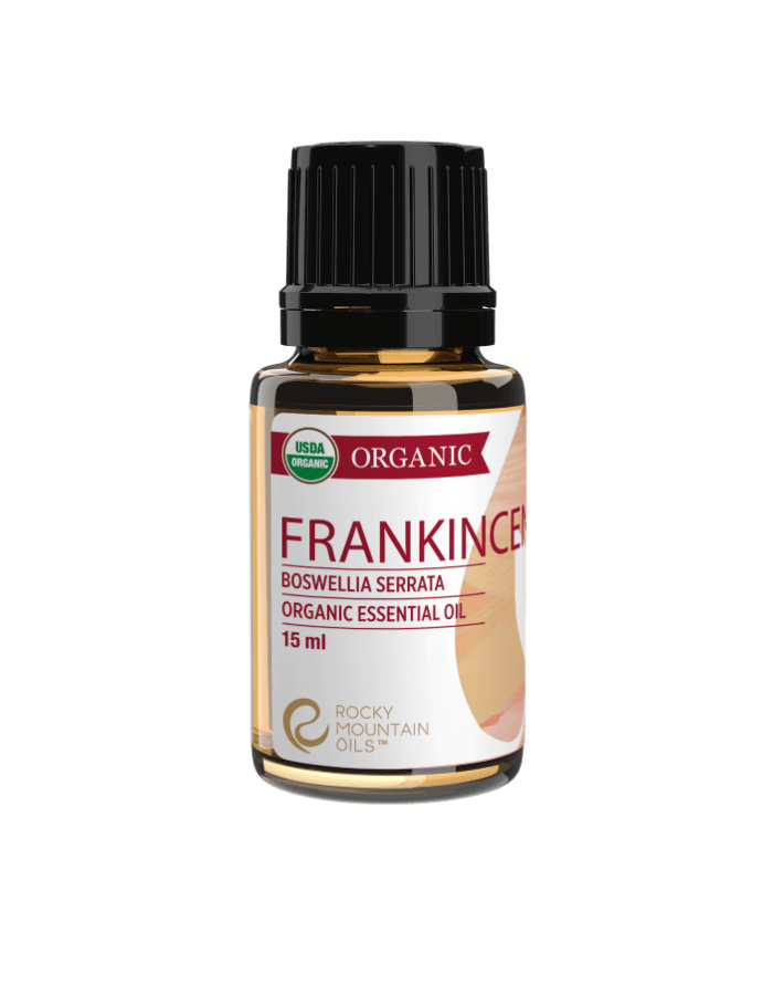 Organic Frankincense Essential Oil (15ml)