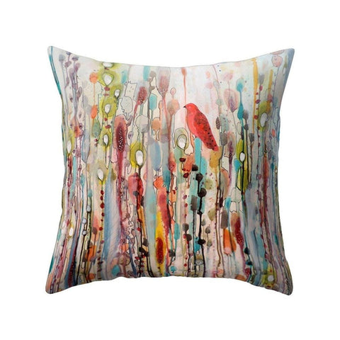 Stylish Cushion Cover Polyester Comfortable Soft Throw Pillow Case Home Decor