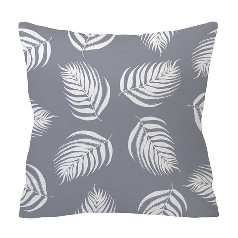 Stylish Geometric Cushion Cover Polyester Comfortable Soft Throw Pillow Case  Home Decor