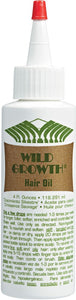 Wild Growth Hair Oil 4 ozWild Growth Hair Oil 4 oz