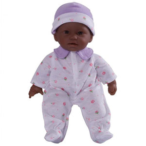 "Soft & Sweet 11"" African American Baby Doll Designed by Berenguer"
