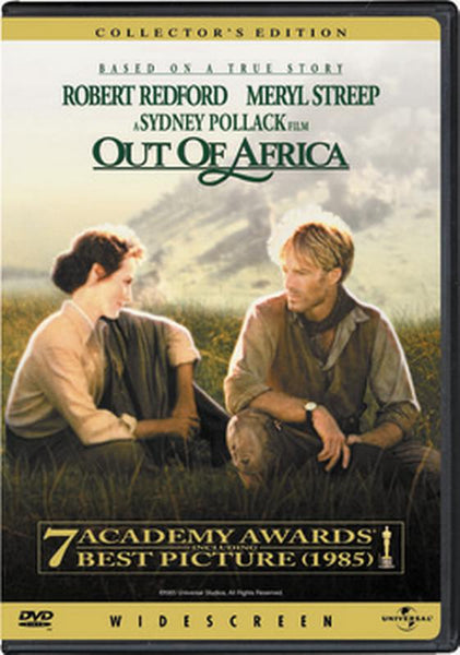 Out of Africa (DVD)Out of Africa (DVD)