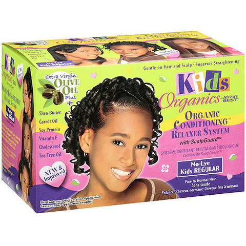 House of Cheatham Africas Best Kids Originals Relaxer System