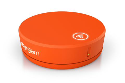 Skyroam Solis Mobile WiFi Hotspot & Power Bank (Unlimited pay-as-you-go data, Global SIM-Free 4G LTE with coverage in North & South America, Europe, Asia, Africa, and Australia)Skyroam Solis Mobile WiFi Hotspot & Power Bank (Unlimited pay-as-you-go data,