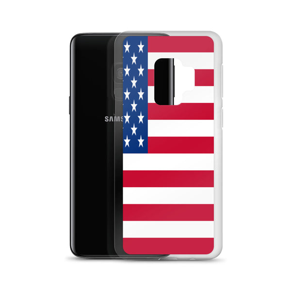Samsung Case - USA flag design