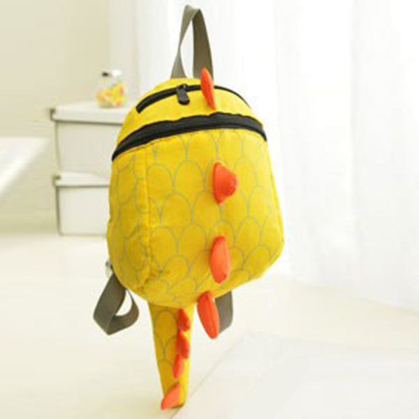 Kids Backpack Cotton Dinosaurs School Bags