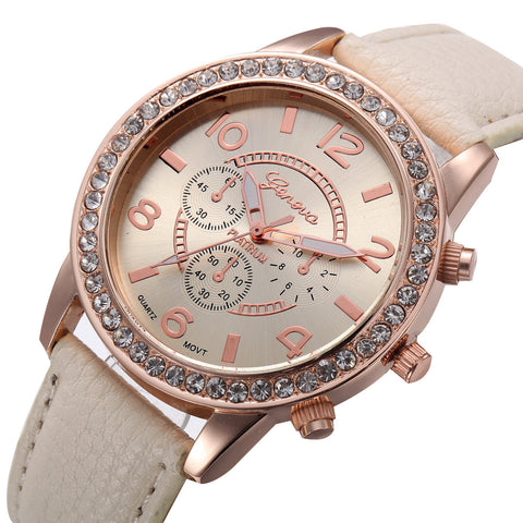 Fashion Luxury Women's Watches