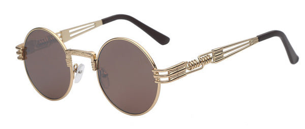 New Gothic Steampunk Sunglasses for Women