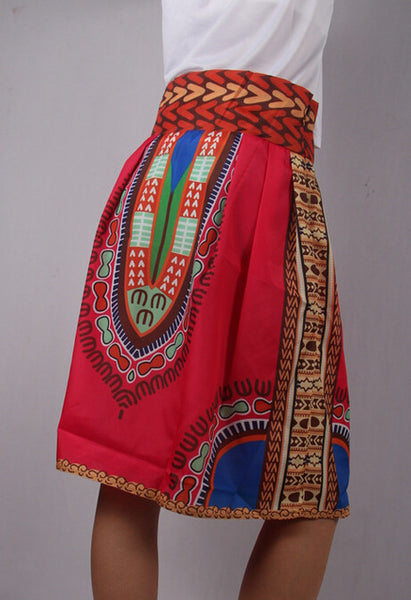 Hot Sale Afro Women Skirt
