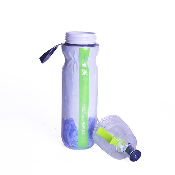 Keep Cool Insulated Spray Water Bottle , 1 pc