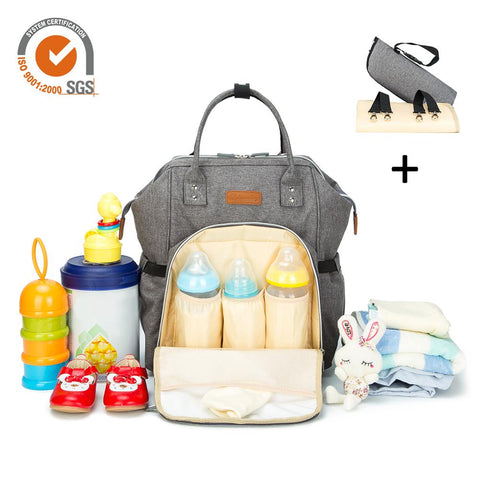 Multifunctional Large-Capacity Diaper