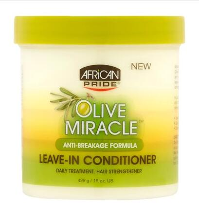Afro Olive Miracle