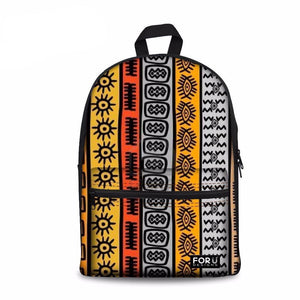 New Afro Backpack 2018