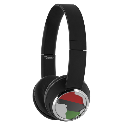 Beautiful Headphone with Africa Design