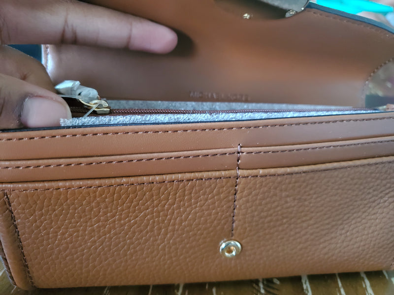 LG wallet/coin/card/ID(Michael Kors)(luggage)