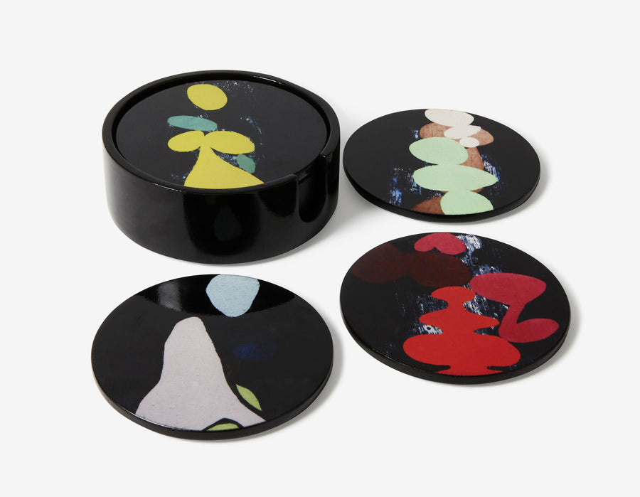 Nudes Coaster Set