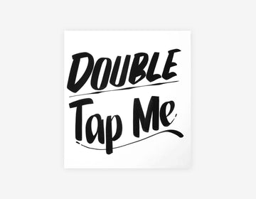 Double Tap Me Poster