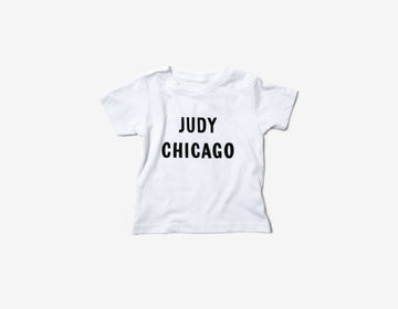 Judy Chicago Toddler Tee