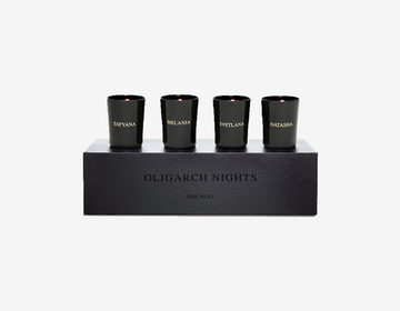 Oligarch Nights Candle Set