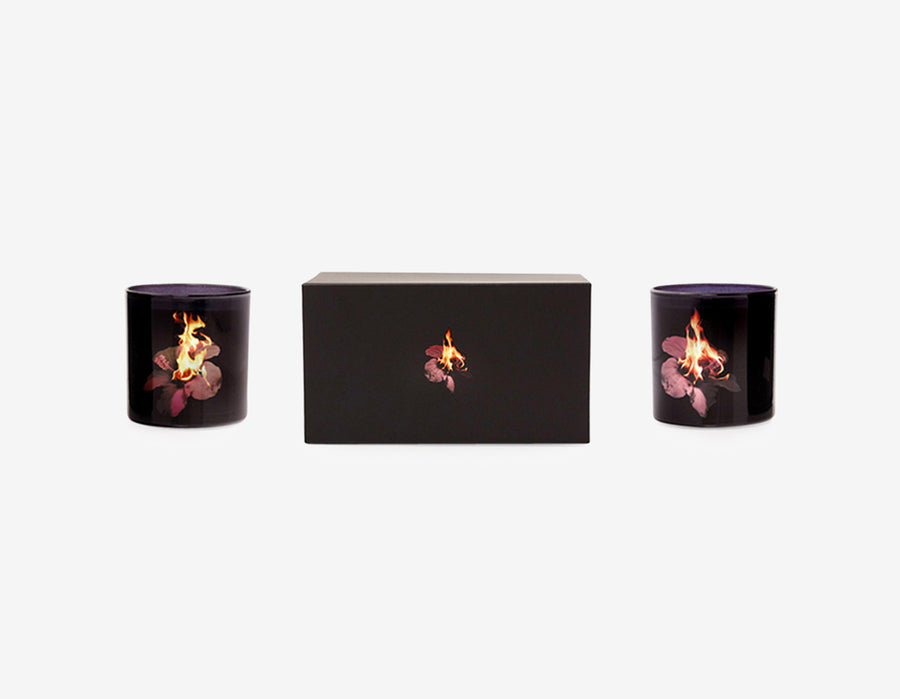 Remembered in Your Heart Candle Set