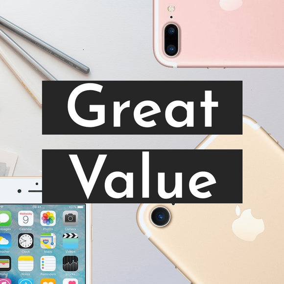 Great Value - We Sell Mobiles