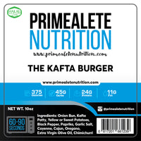 The kafta burger 01