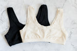 Women's Organic Cotton Bralettes | Thunderpants