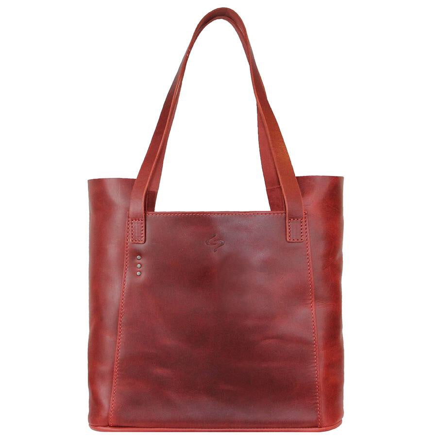 SEMPLICE HANDMADE LEATHER TOTE | by Embrazio