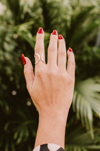 Sterling Silver Ring | by Lotus
