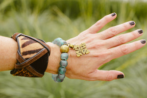 Vintage African Cuff | finds by Claudia