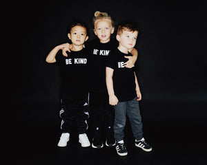 BE KIND KID'S TEE - new