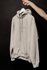 EVERYDAY MONOCHROME HOODIE - new