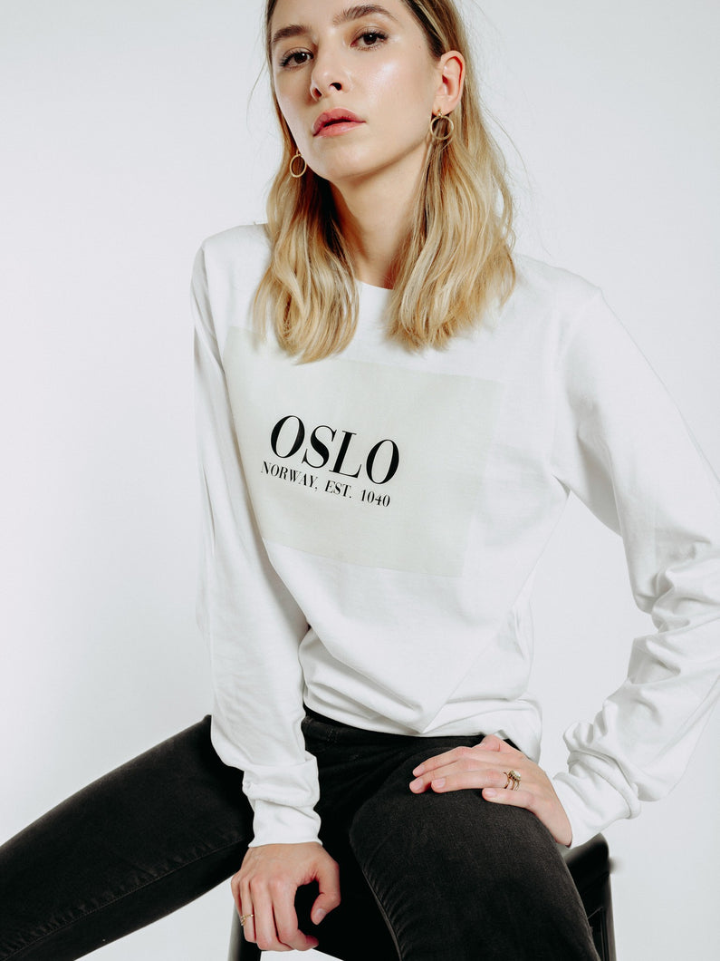 OSLO LONG SLEEVE TEE