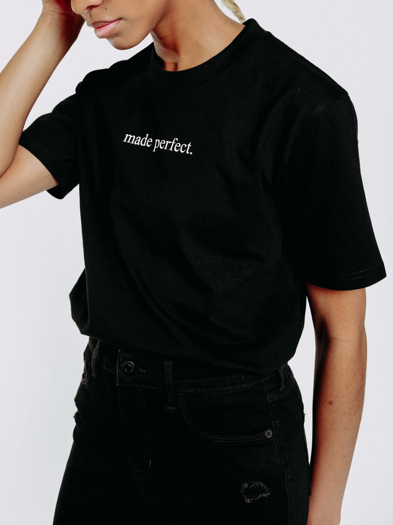 MADE PERFECT TEE - new