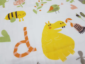 """Cute Cat"" design blanket"
