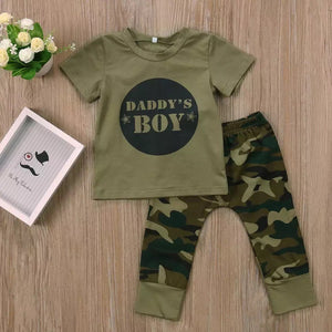 Daddy Boy shirt and pant