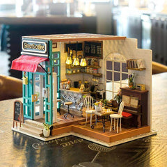 DIY Miniature Coffee Shop