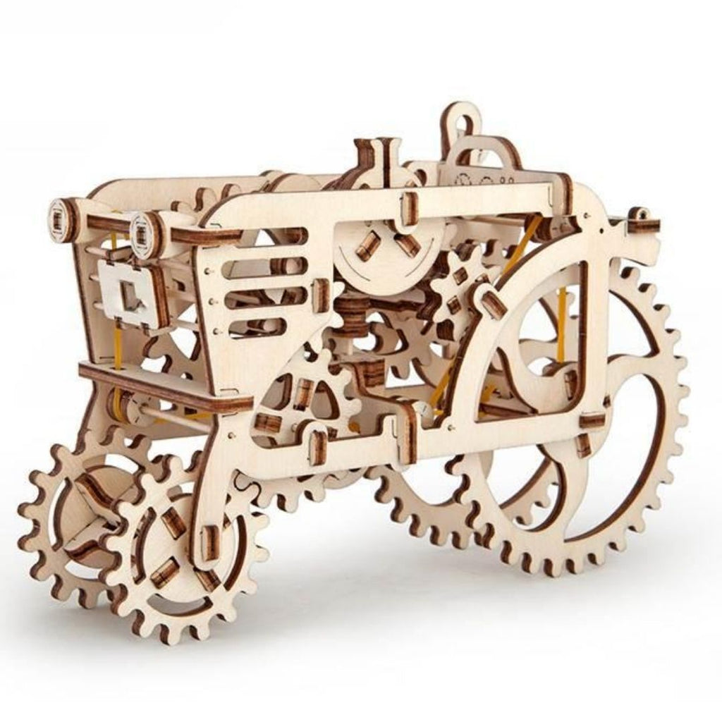 Combine Mechanical Tractor