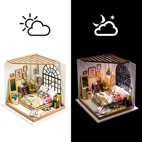 DIY Miniature Alice's Dreamy Bedroom