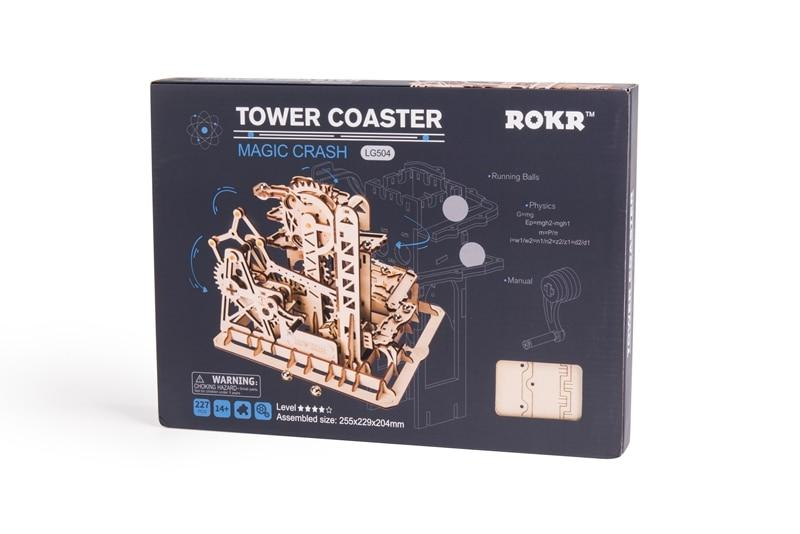 The Tower Coaster Marble Run
