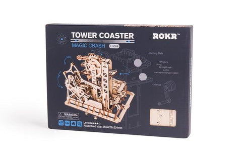 The Tower Coaster Marble Run (LG504)