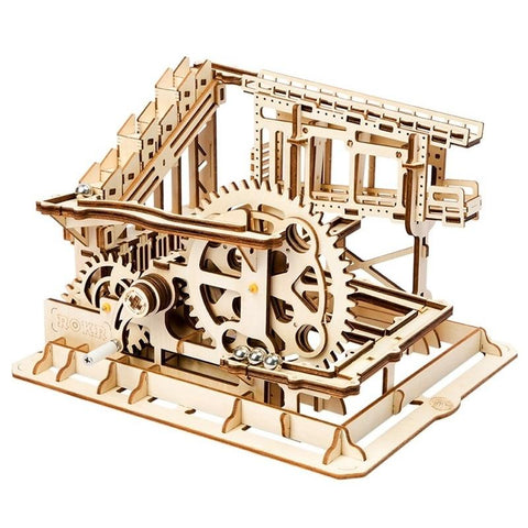 The Cog Coaster Marble Run