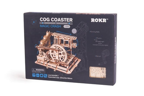 The Cog Coaster Marble Run (LG502)