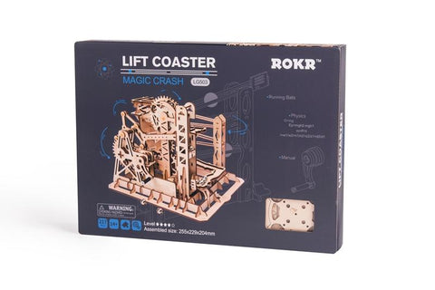 The Lift Coaster Marble Run