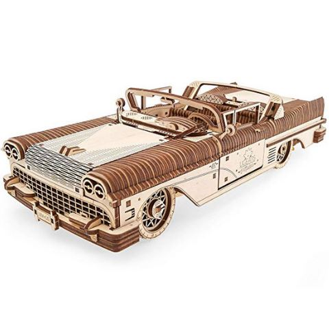 3D Puzzles Mechanical Convertible