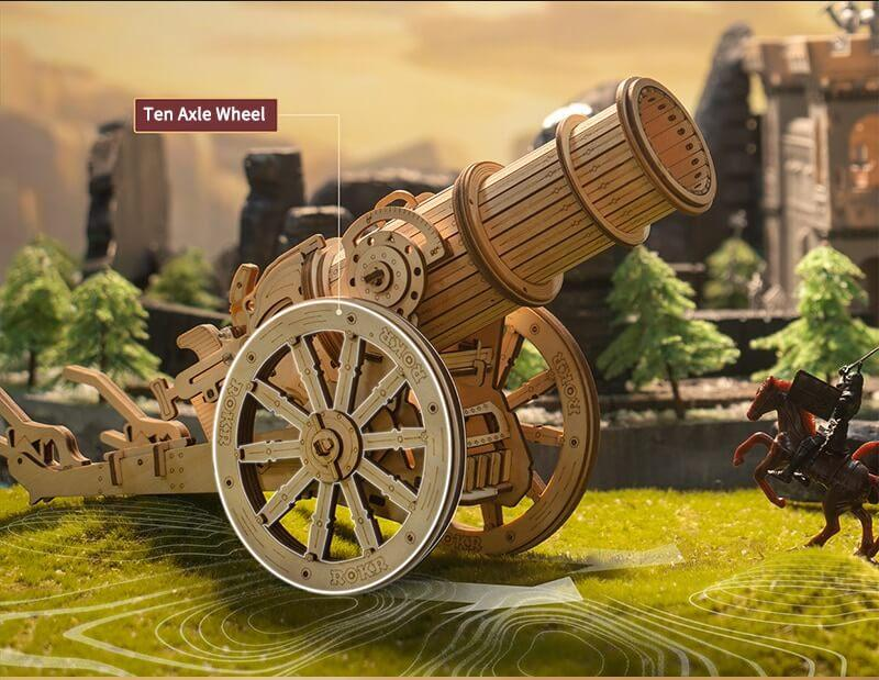 Medieval War Cannon