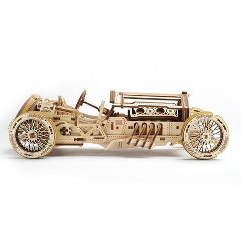 Vintage Grand Prix Race Car