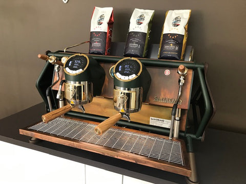 San Remo Racer 2 Group Coffee Machine