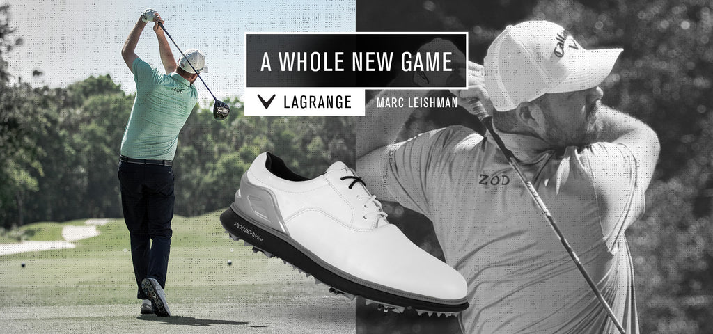 Callaway Golf Shoes. Lagrange, Marc Leishman